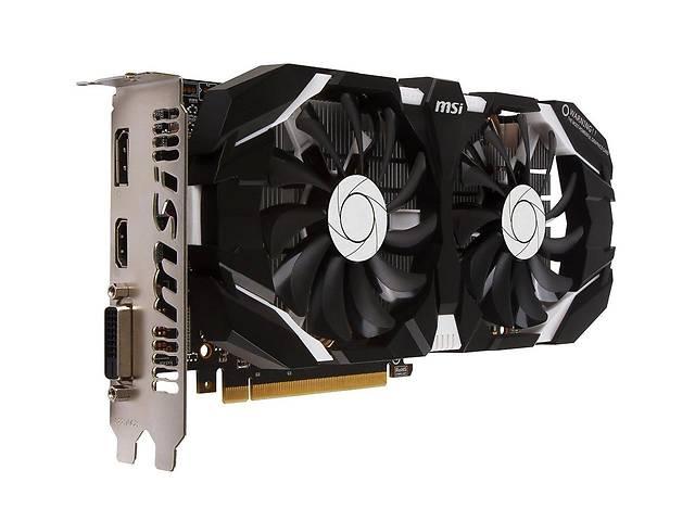 MSI GeForce GTX 1060 3GB OC [память SAMSUNG], Офиц. гарантия от Rozetka.UA
