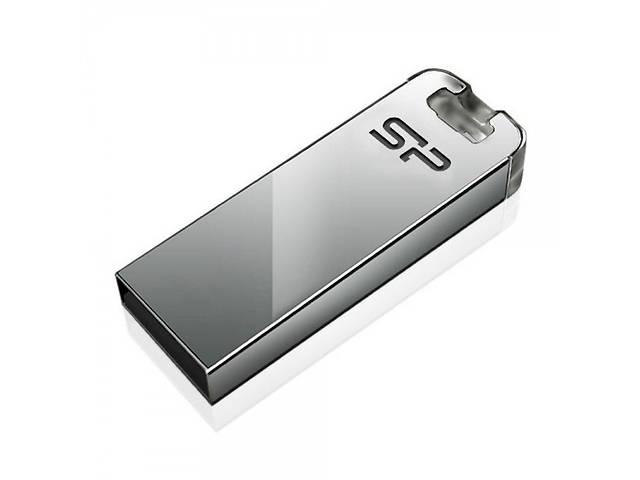 бу Накопитель USB SILICON POWER Touch T03 8GB С цепочкой Transparent (SP008GBUF2T03V1F) в Киеве