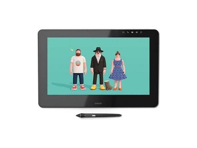 продам Планшет-монитор Wacom Cintiq Pro touch 16 FHD (DTH-1620А-EU) бу в Киеве