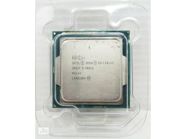 продам Процессор Intel Xeon E3-1281 V3 3.7-4.1GHz бу в Запорожье
