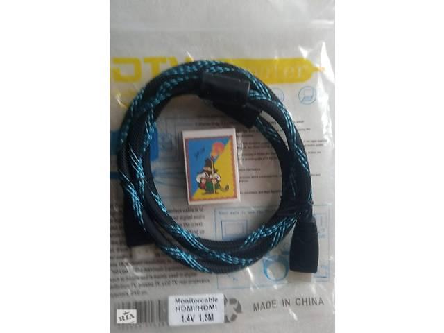 Высококачественный кабель HDMI/HDMI v 1.4 длина 1.5 m- объявление о продаже  в Ровно