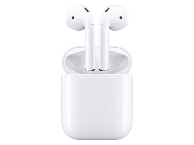 купить бу Бездротові стерео навушники AirPods з боксом для зарядки в Херсоні 86fbdb9c401be