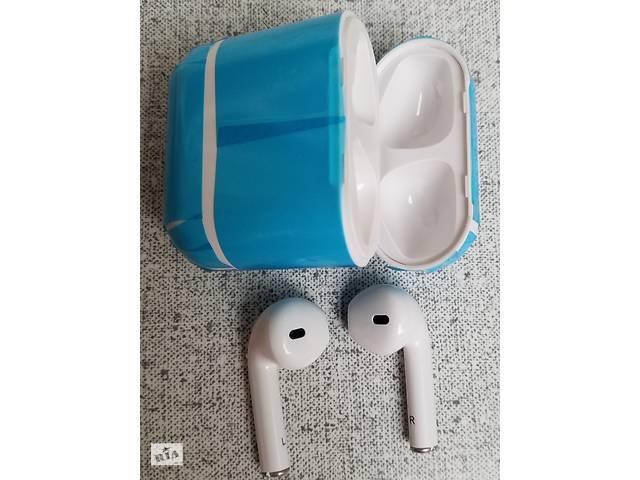 купить бу Bluetooth 4.2 Навушники   гарнітура i9S Ifans якісна репліка  AirPods в Івано-Франківську 5a225367e6fcc