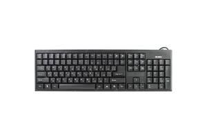 Клавиатура Sven 303 Standart Black (Код товара:10470)