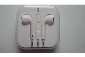 Новые Проводные гарнитуры Apple