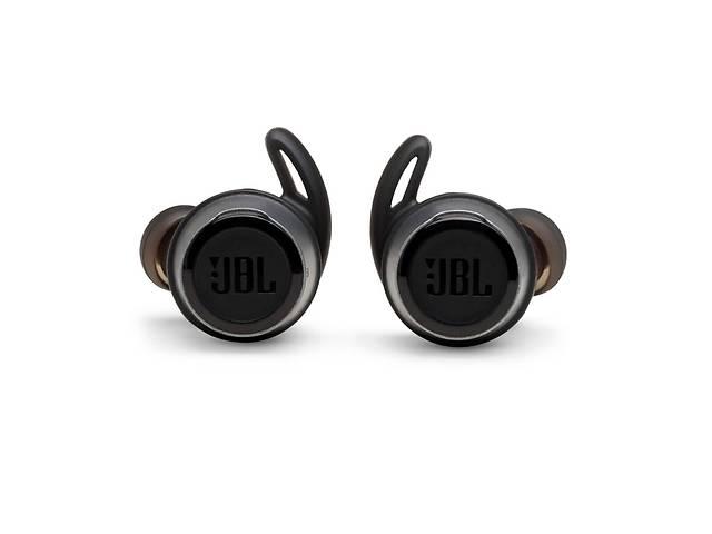 купить бу Наушники JBL Reflect Flow Black (JBLREFFLOWBLK) в Киеве