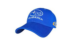 Кепка з логотипом авто Subaru Sport Line - №5793