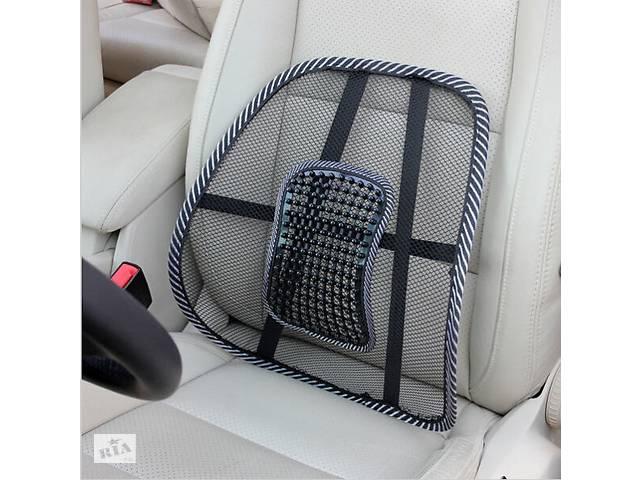 бу Ортопедична підставка під спину на крісло, крісло авто в Миколаєві