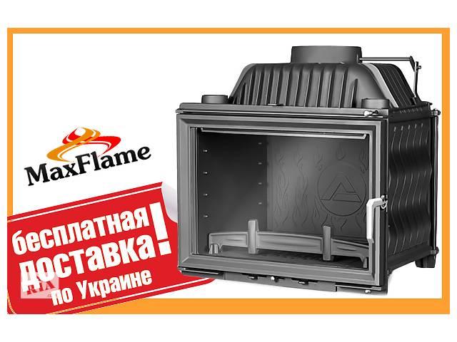 продам Чавунна камінна топка KAW MET W17 12,3 кВт + безкоштовна доставка! бу в Львові