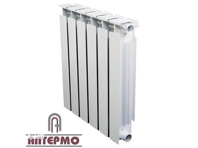 купить бу Радиатор биметаллический АЛТЕРМО- 7 500*96 с доставкой по Украине в Харькове