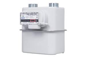 Счетчик газа Metrix G-4 d 3/4(20) 110 мм