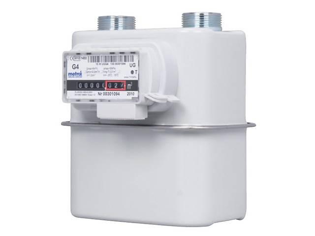 Счетчик газа Metrix G-4 d 3/4(20) 110 мм- объявление о продаже  в Виннице