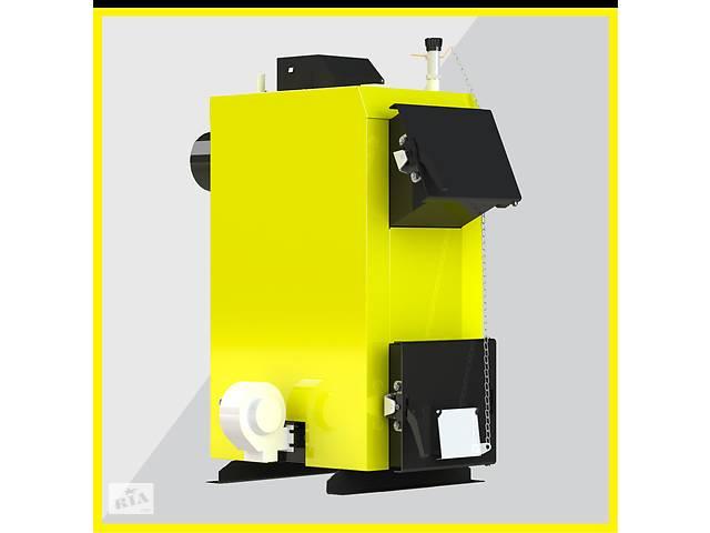 Твердотопливный котел Кронас EKO 12 кВт. Сталь 5 мм. Доставка бесплатно- объявление о продаже  в Львове