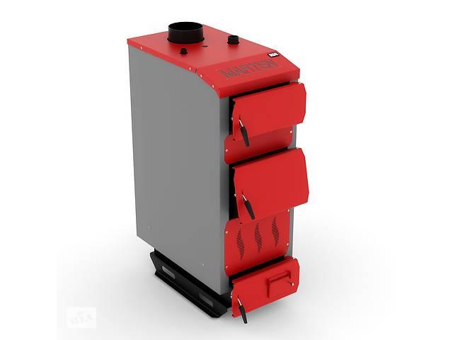 купить бу Твердотопливный котел Marten Praktik 25 кВт в Запорожье