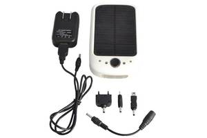 Зарядное устройство на солнечных батареях. Модель - C4005, AXIOMA energy Art. vikr-908068292