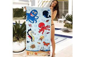 Пляжное полотенце Sport Line - №3977