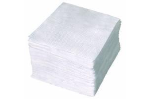 Салфетки столовые Диво 1-слойные белые 50 шт (сп.дв24х25/50)