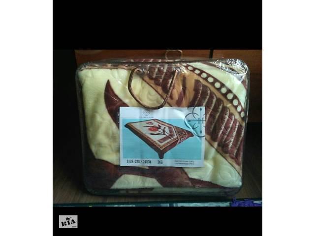 купить бу Велюровое одеяло теплое в Киеве