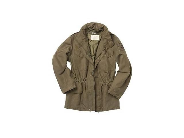 Австрийская военная куртка с мембраной Gore-Tex, камуфляж олива. Б/У- объявление о продаже  в Харькове