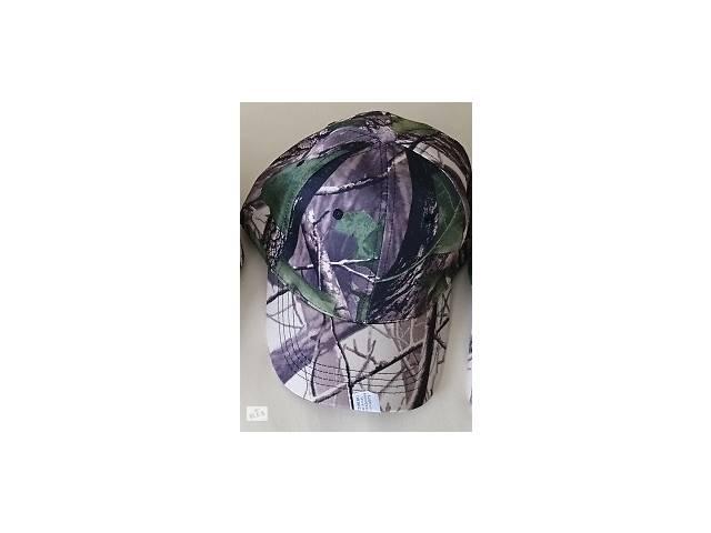 продам бейсболкаКамуфляжная кепка, бейсболка, для охоты, копа, рыбалки бу в Запорожье