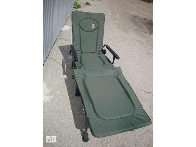продам Кресло карповое подставка под ноги POD для кресла бу в Нововолинську