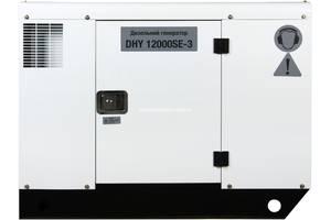 Hyundai DHY 12000SE-3