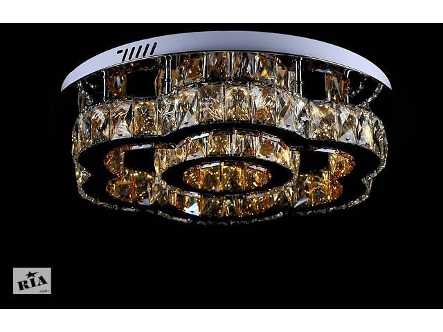 Светодиодная хрустальная люстра L78353/500/2 Led (CR)- объявление о продаже  в Одессе