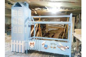 Нові Дитячі ліжечка Яремче Мебель