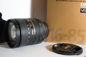 Новые Универсальные Nikon