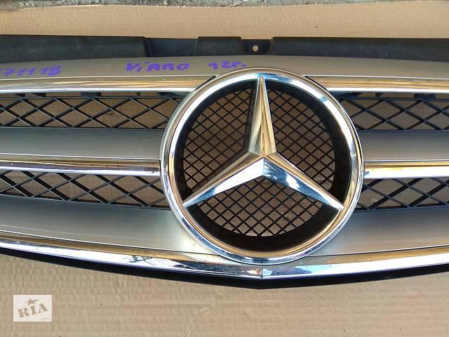 купить бу Решётка радиатора Mercedes Viano 2010-2014 (271118) в Ковелі