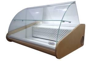 Новые Витрины холодильные