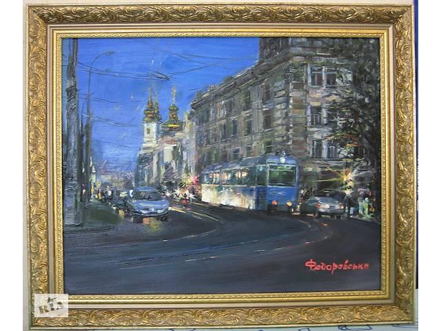 купить бу Картини на замовлення - портрет пейзаж натюрморт  в Украине