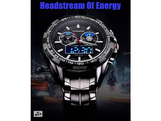 Мужские наручные часы Boamigo F-150 Prestige Sport- объявление о продаже  в Кривому Розі