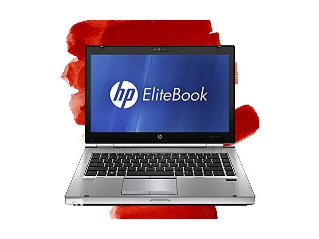 купить бу Ноутбук HP EliteBook 8470p 14.1 HD LED (Core i5-3320m 2.6 ГГц, 4 ГБ ОЗУ DDR3, 320 HDD, Windows7) - Суперцена! в Харькове