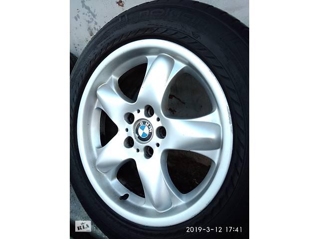 продам Диски литые оригинал BMW X5 X3 R18(5*120)et48+NOKIAN 235/60/18  бу в Житомире