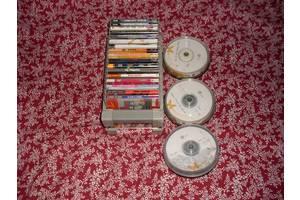 б/у DVD диски c фильмами