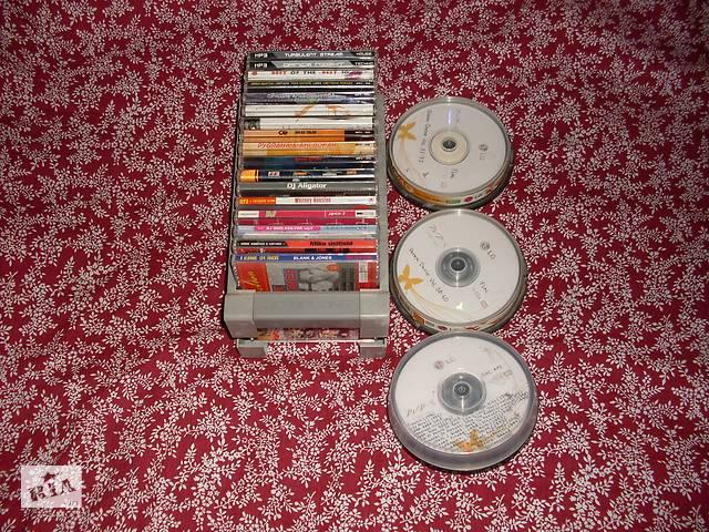 бу Продам колекцію дисків DVD, CD-МР3 в Луцьку