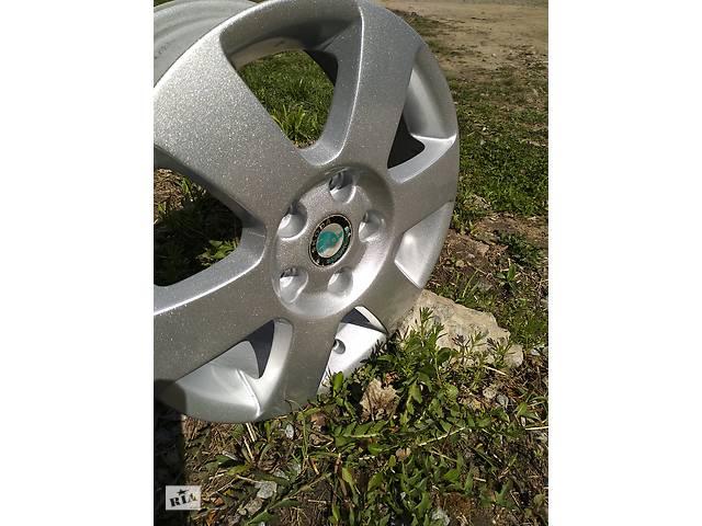 купить бу Б/у диск для Skoda Octavia A5 в Житомире