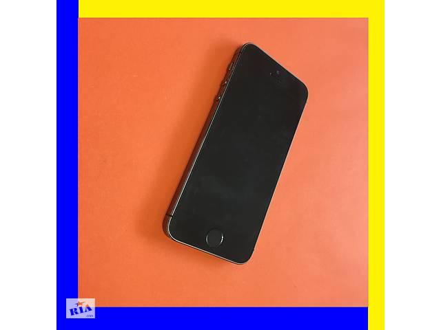 купить бу IPhone 5s16Gb•Space•Оригинал•Неверлок•Б/У в идеальн. состоянии•Айфон 5с•Работает-100% в Хмельницком