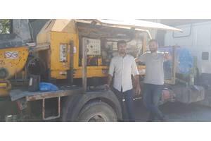 Ремонт и обслуживание стационарных бетонасосов и автобетононасосов