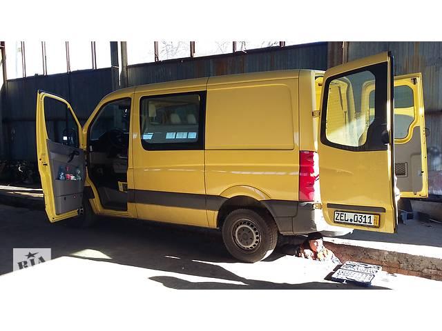 купить бу Б/у Запчасти для Volkswagen Crafter в Луцке