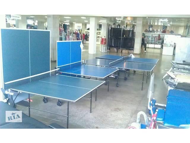 Уличный теннисный стол Athletic Street Производитель: GSI-sport Код товара: G-street 1 В наличии- объявление о продаже  в Днепре (Днепропетровск)