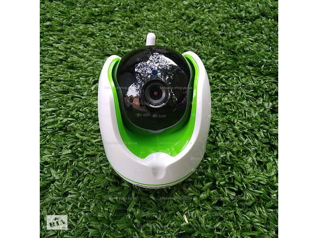 Поворотная Wifi ip камера вайфай айпи видеоняня Yoosee Видео няня вай фай smart camera - объявление о продаже  в Херсоне