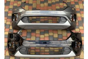 Бампер передний для Ford Escape Kuga MK2 2016-2019 бампер бампера запчасти в наличии в наличии
