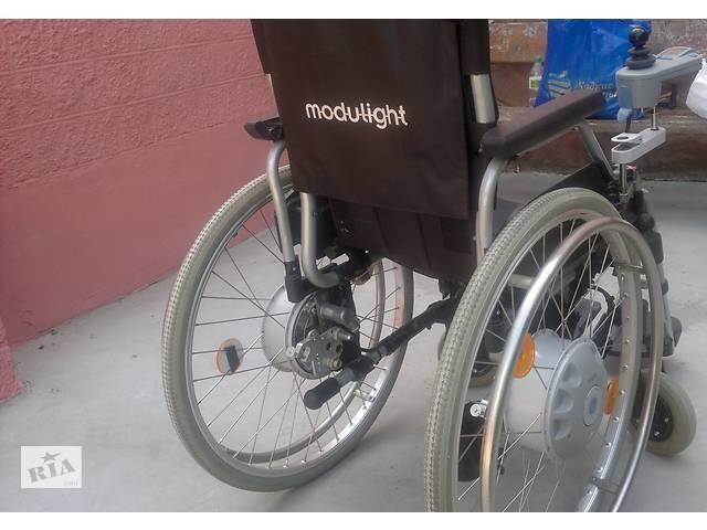 продам Інвалідний візок / Инвалидная коляска с электроприводом Alber E-Fix Type E 25 бу в Херсоне