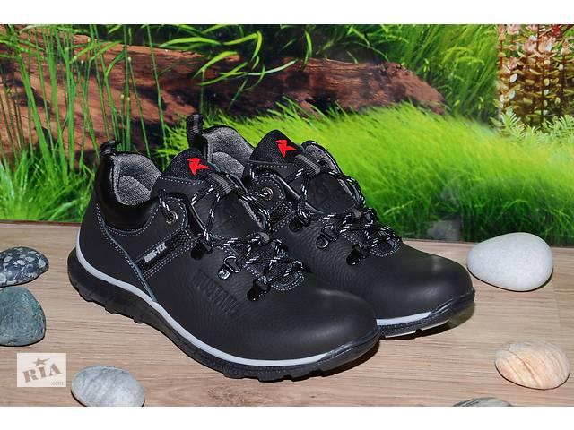 продам Туфли кроссовки подросток М22 кожа ECCO размеры 36 37 38 39 бу в Киеве