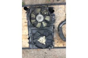 Б/у моторчик вентилятора радиатора для Mazda Premacy 2.0td