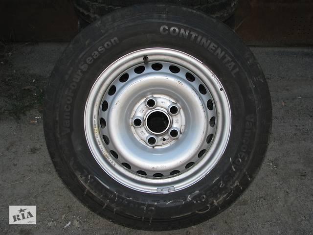 продам Новые шины Mercedes Sprinter/Volkswagen Crafter CONTINENTAL VancoFourSeason 235/65 R16C 121/119N [9280] бу в Броварах