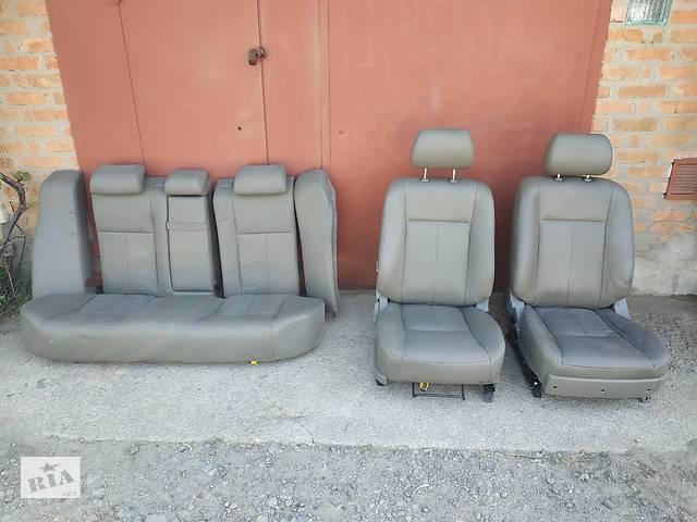 Б/у комплект сидений для Chevrolet Evanda Lanos- объявление о продаже  в Умани