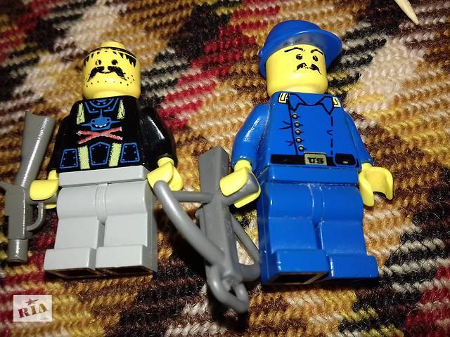 Лего человечки для коллекции (оригинал Lego) (Доставка в подарок)- объявление о продаже  в Києві
